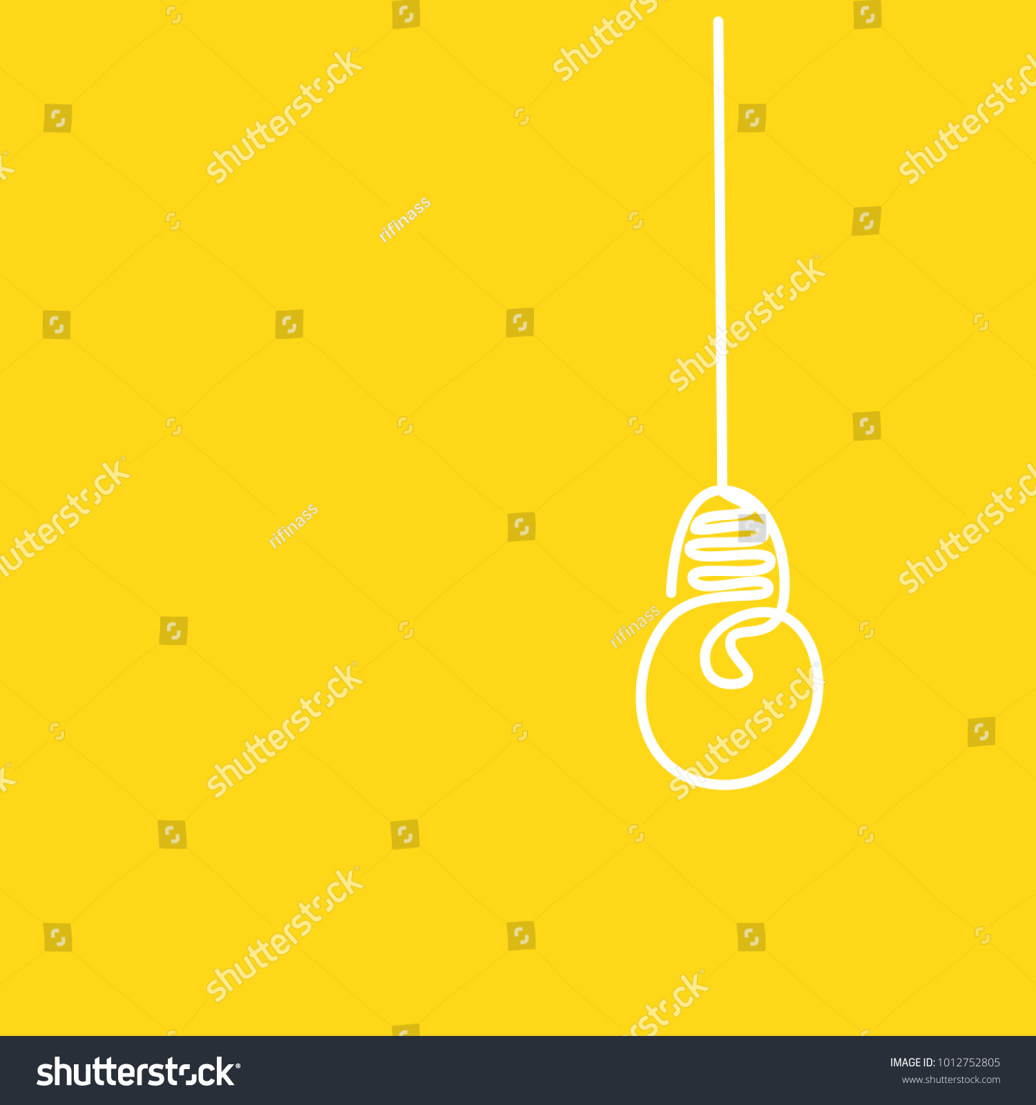 Idea Doodle Illustration Idea Related Wallpaper Stock Vector ...