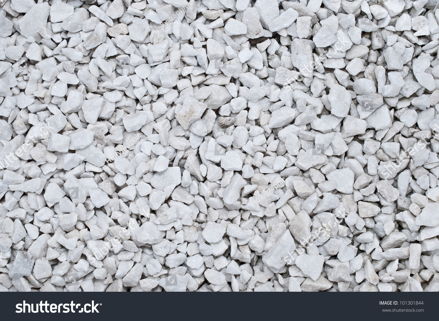 Smooth shaped white stones surface texture background stock photo - White Little Stones Texture Background