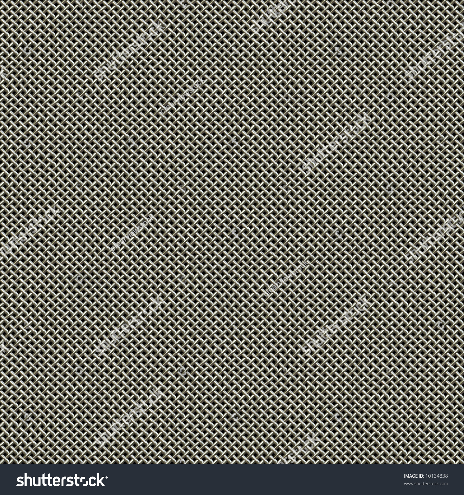 Seamless Background Image Woven Wire Mesh Stock Illustration ...