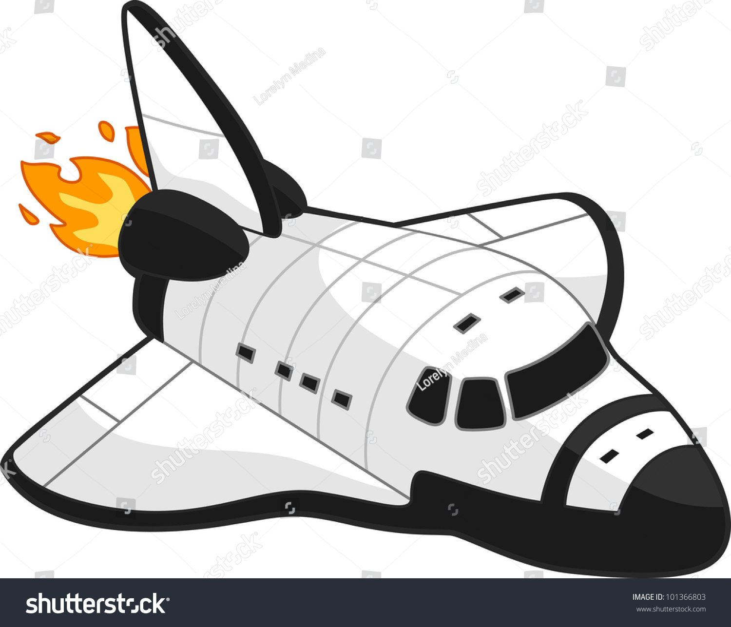 new space shuttle illustration - photo #29