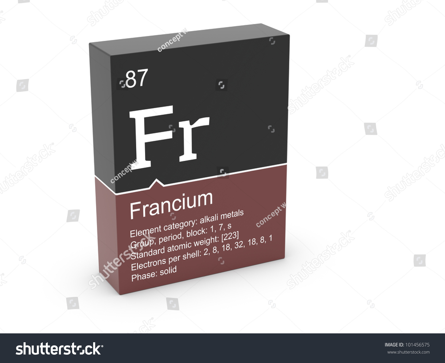 Carbon dioxide periodic table symbol gallery periodic table images francium on periodic table aviongoldcorp francium mendeleevs periodic table stock ilration 101456575 gamestrikefo gallery gamestrikefo Choice Image