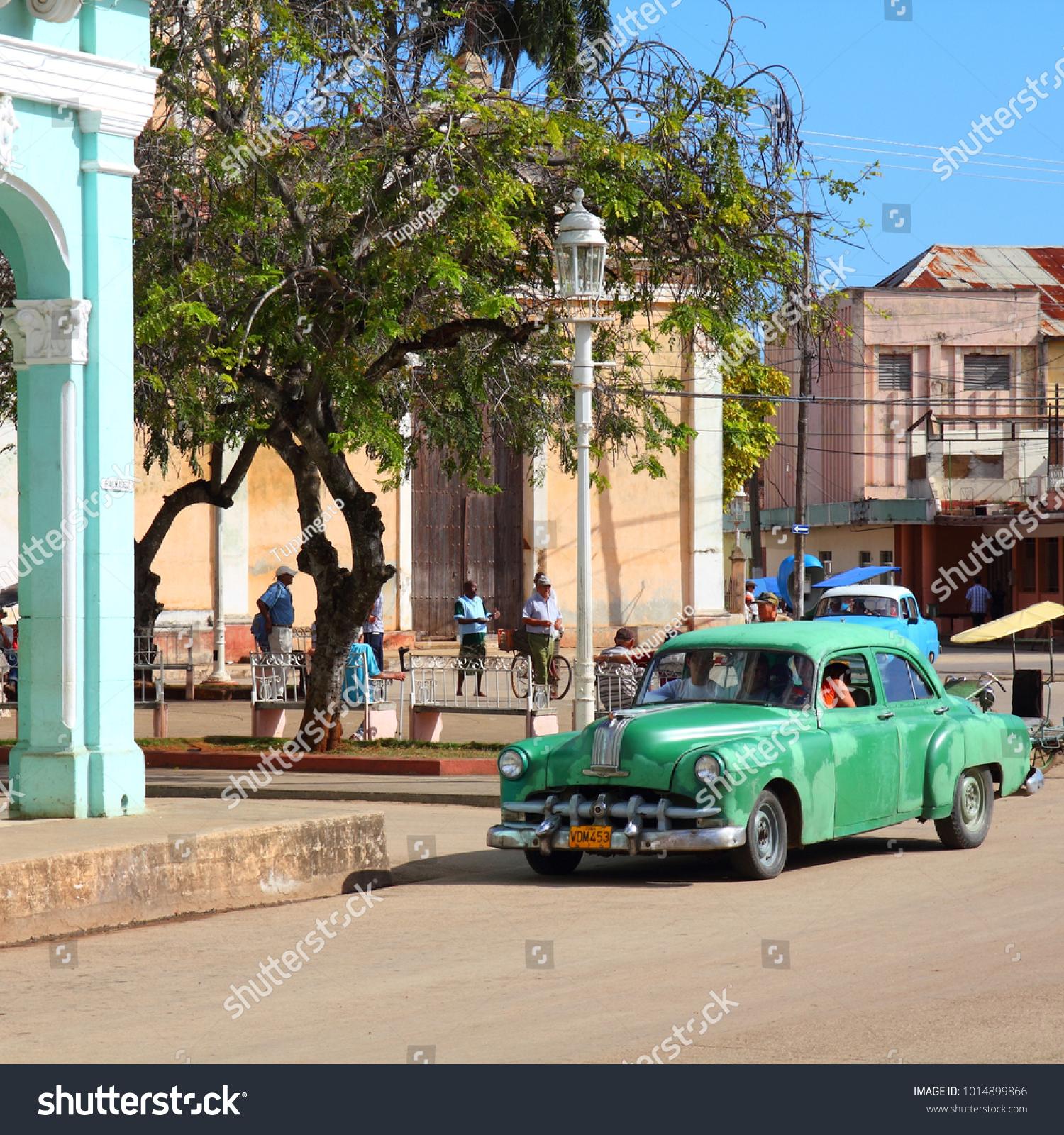 Remedios Cuba February 20 2011 Man Stock Photo 1014899866 - Shutterstock