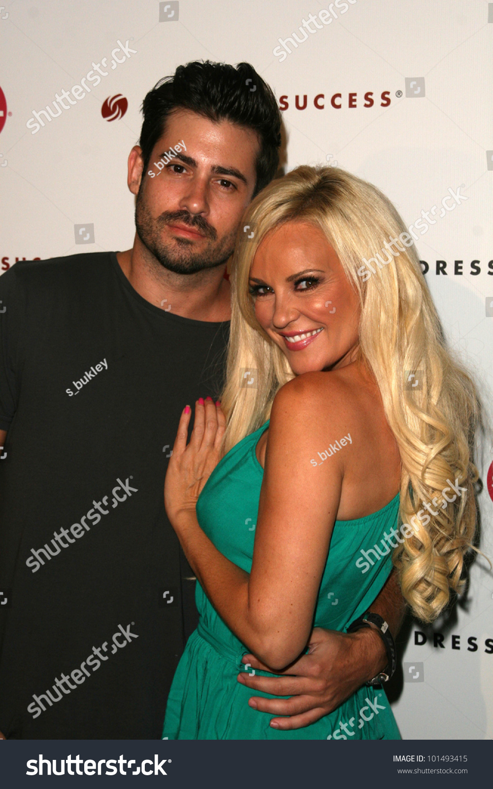 Nicholas Carpenter And Bridget Marquardt At The Second ... Nicholas Carpenter