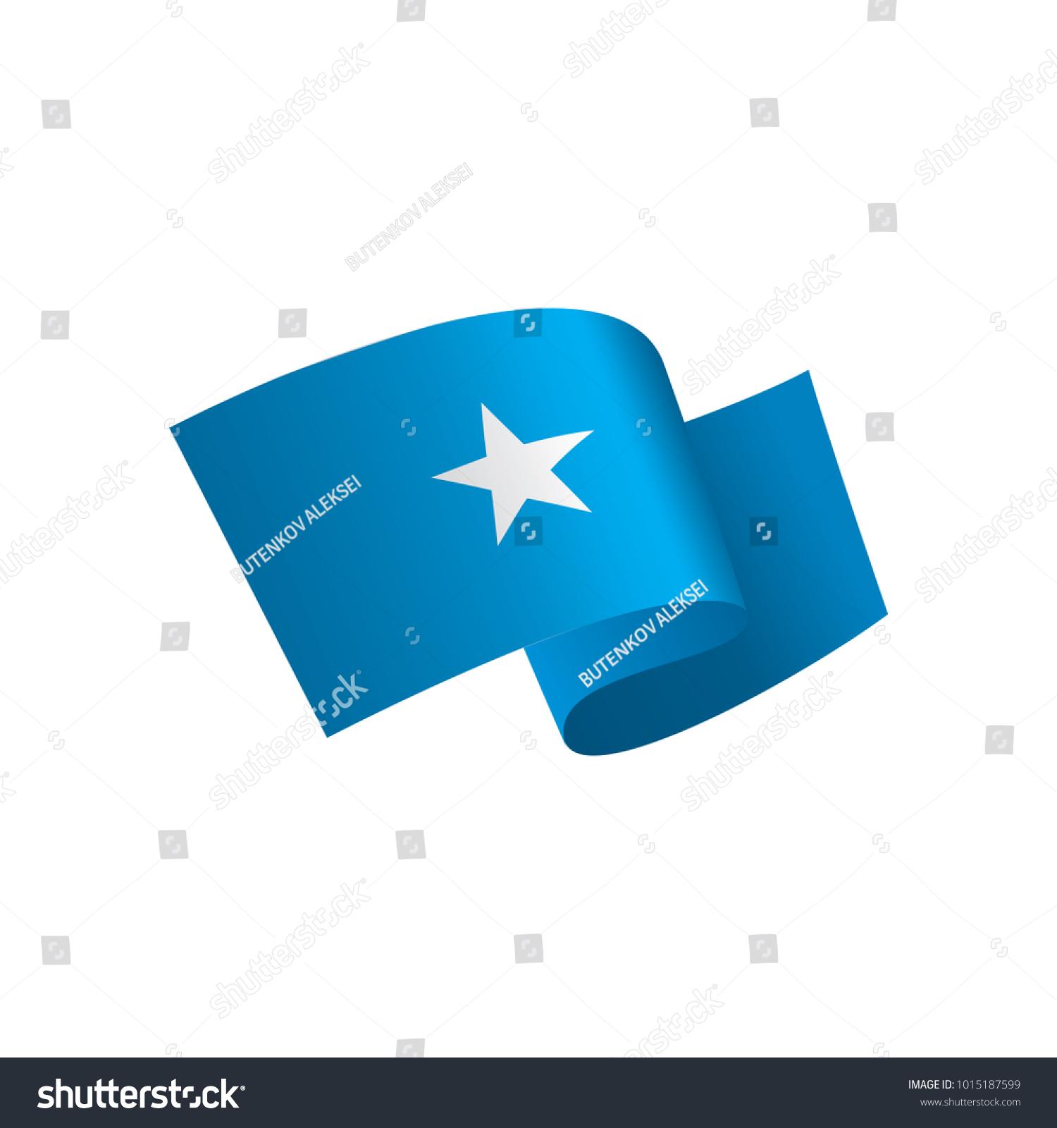 Encantador Colorear Bandera De Somalia Festooning - Ideas Para ...