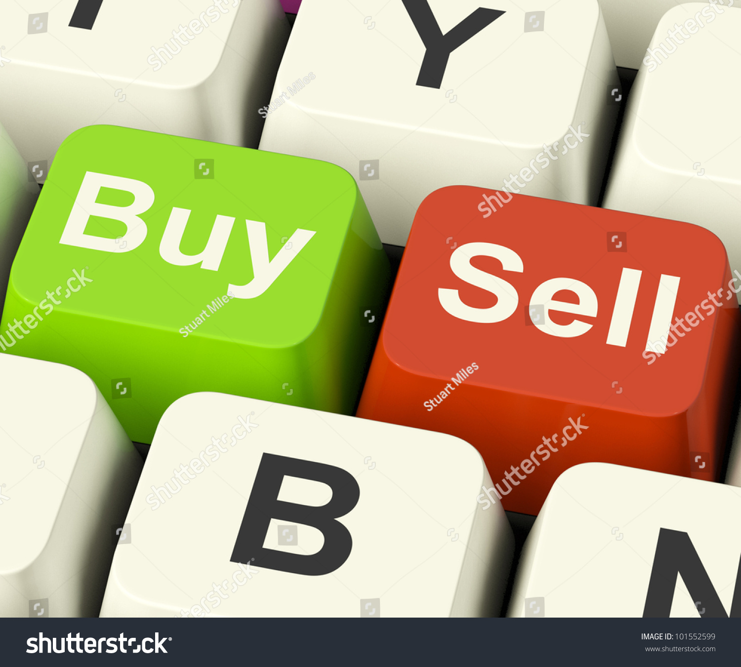 how to buy or sell stocks