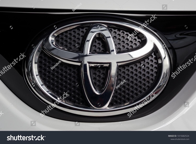 Vinnitsa Ukraine January 10 2018 Toyota Rav 4 Concept Car