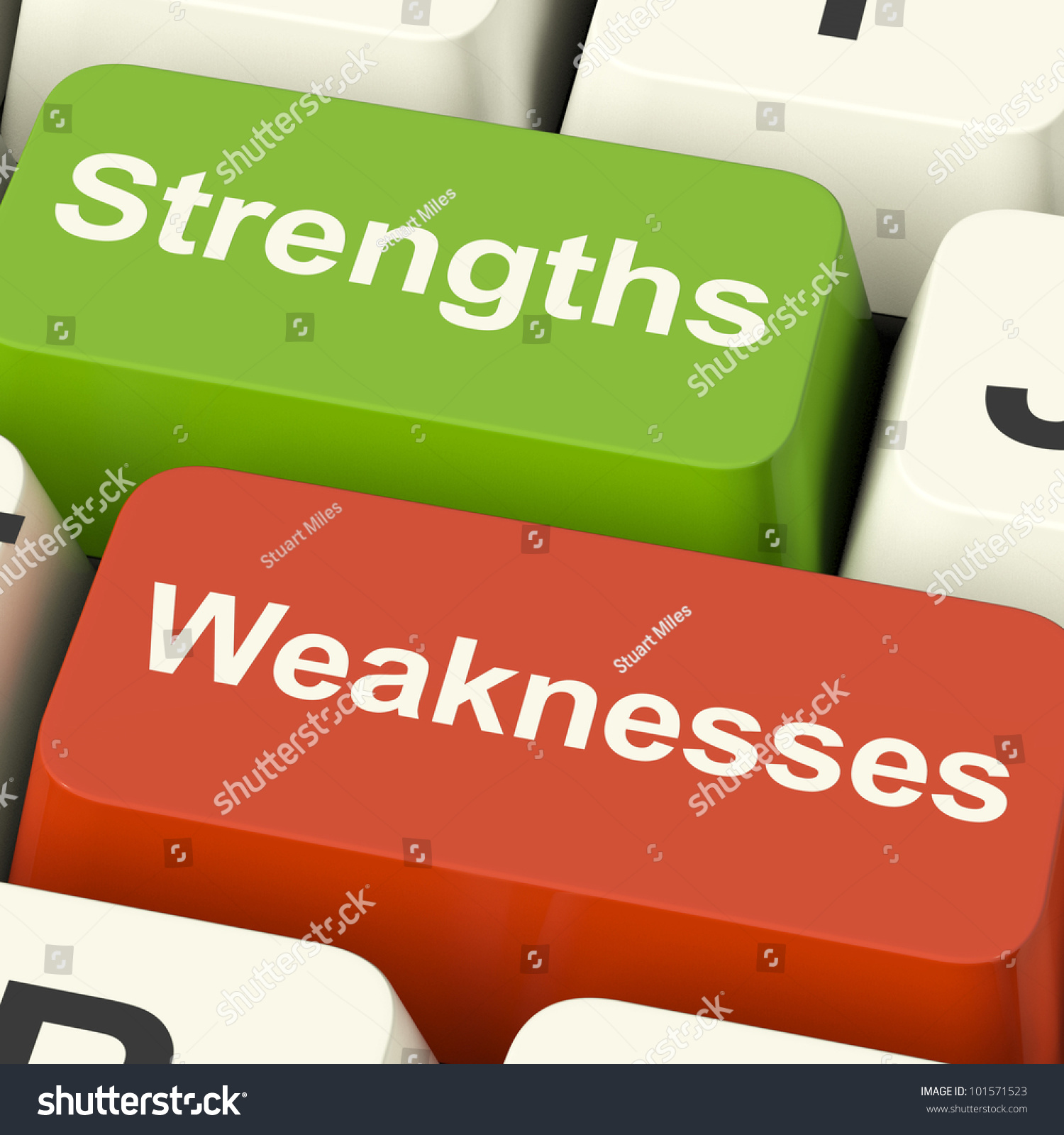 strengths and weaknesses computer keys shows performance or save to a lightbox