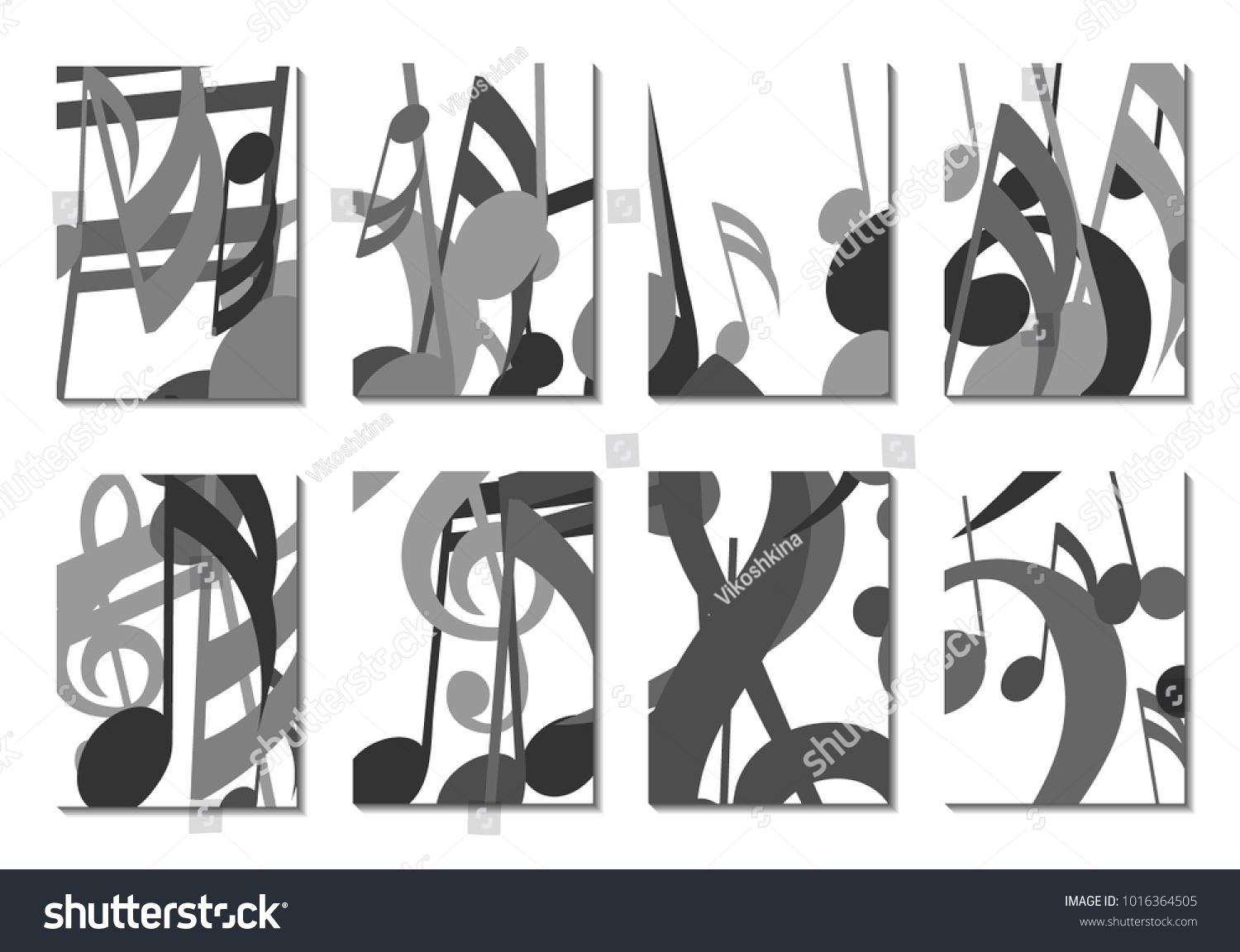 Attractive Musical Notes Templates Inspiration - Examples ...