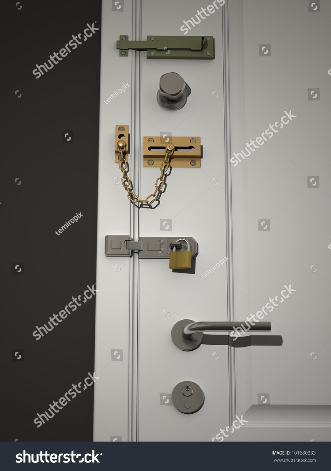 Mesmerizing Safe Lock Door Photos Exterior Ideas 3d