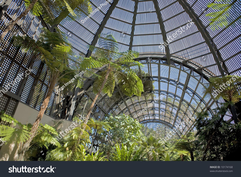 Arboretum And Botanical Garden In Balboa Park San Diego Stock Photo 10174168 Shutterstock
