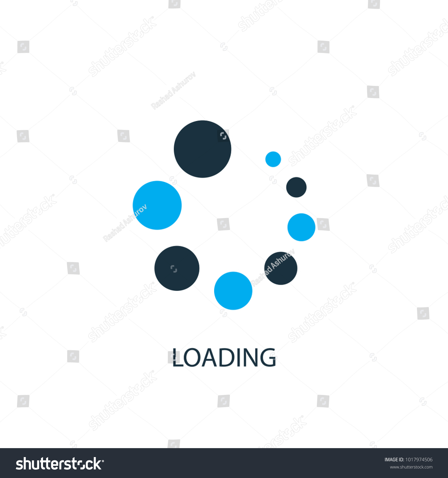 Loading icon logo element illustration loading stock vector loading icon logo element illustration loading symbol design from 2 colored collection simple biocorpaavc Image collections