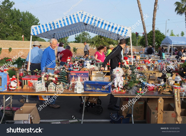Bakersfield Ca May 4 Many People Stock Photo 101816374