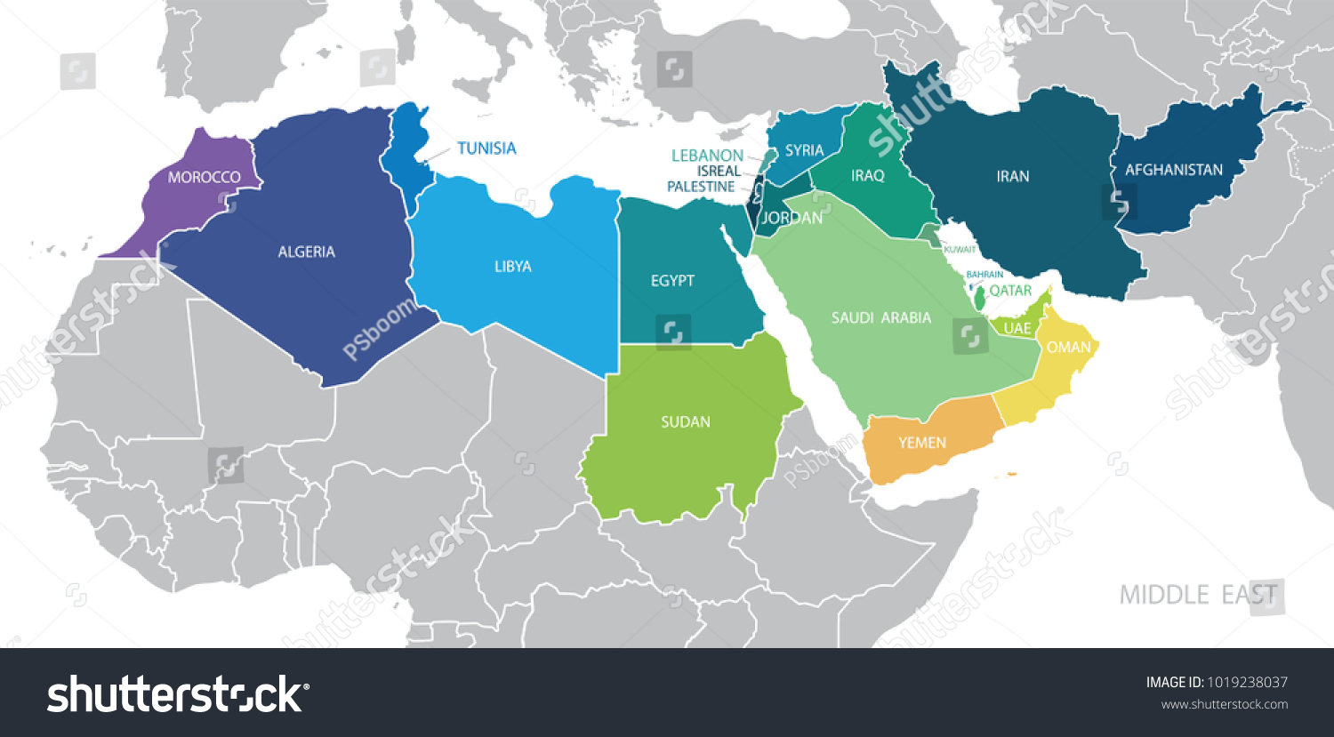 Middle East Map Evolution Picture Ideas References