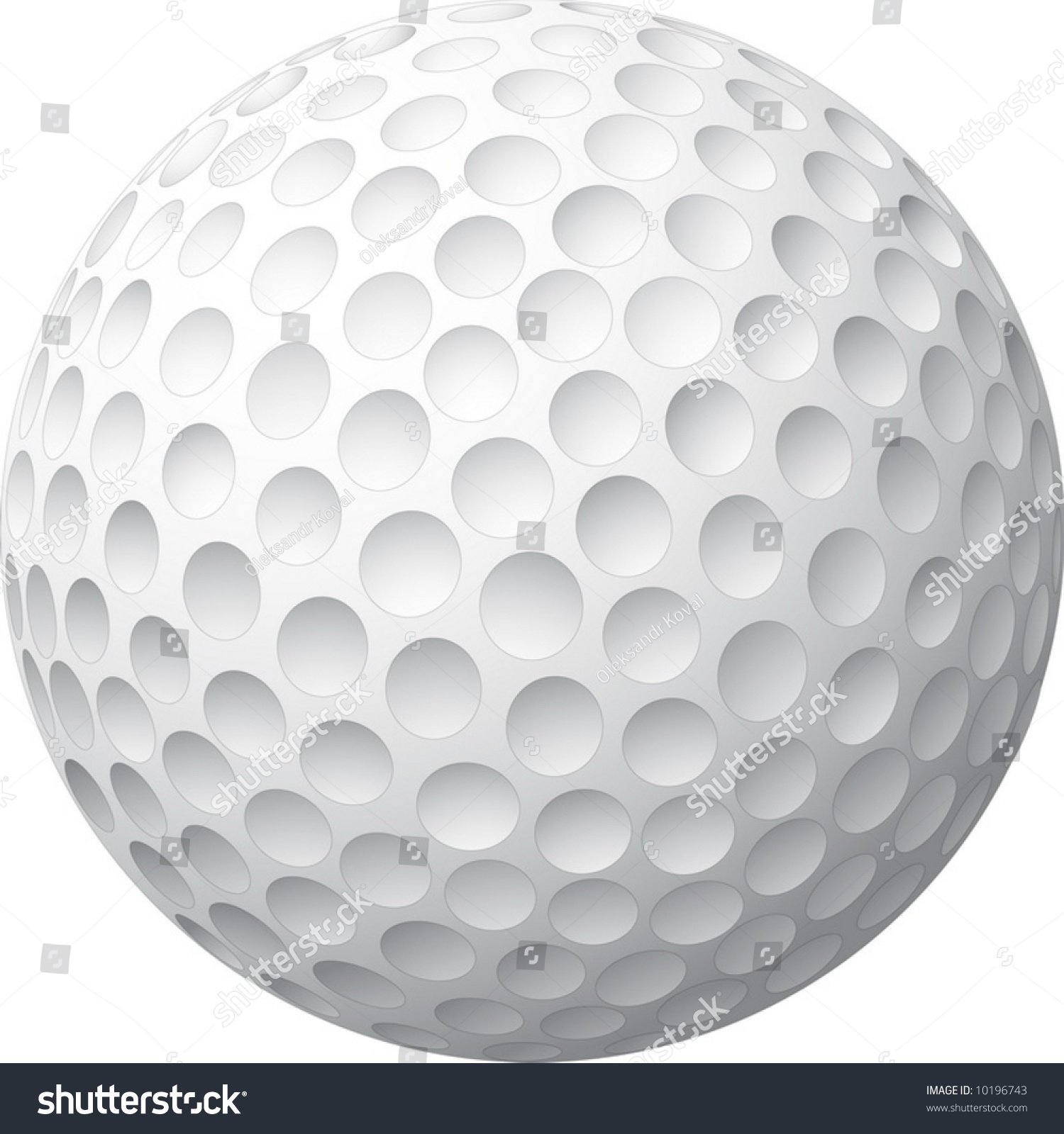 pictures of golf balls clipart - photo #50