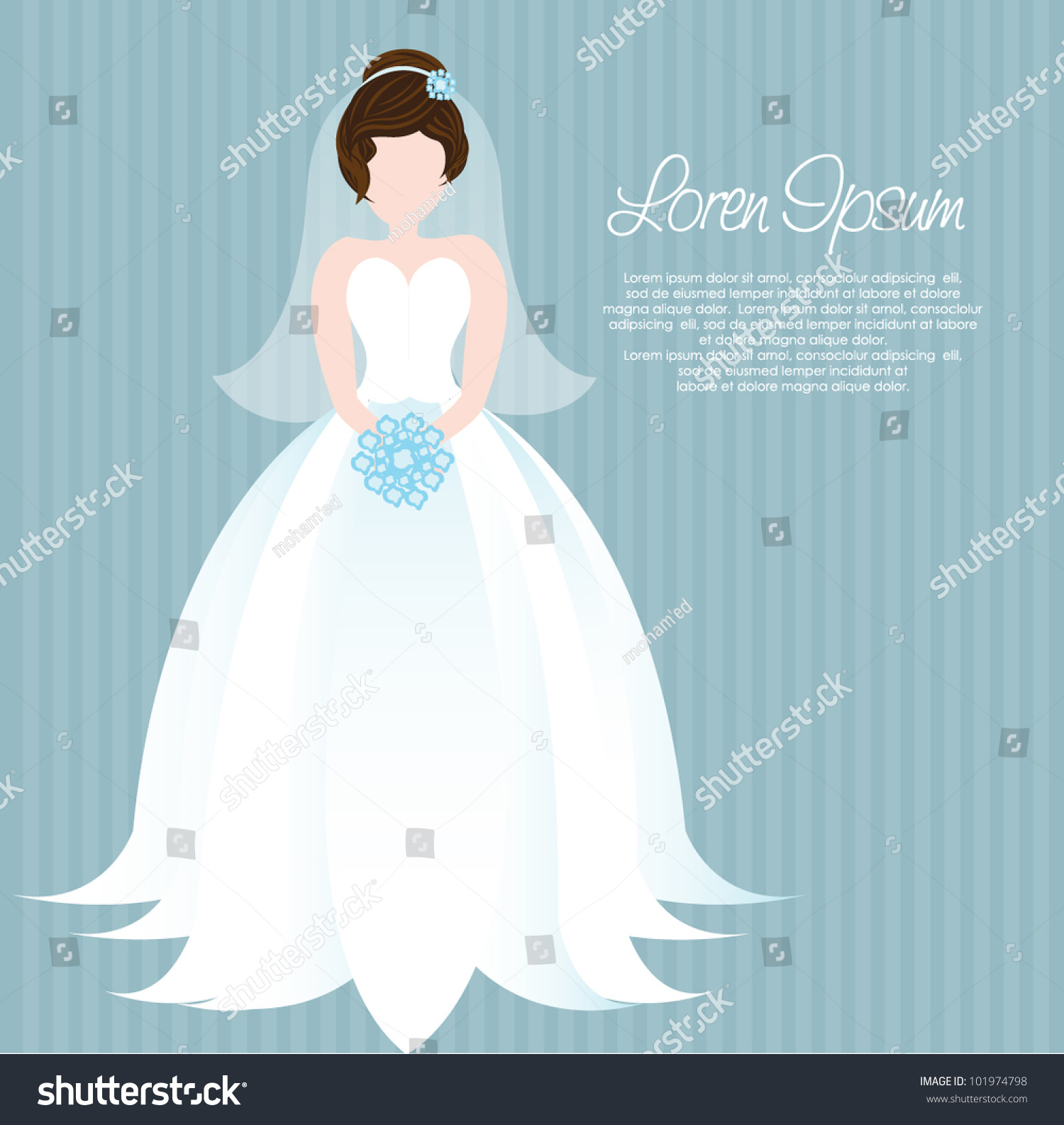 Bridal Shower Card Stock Photo (Photo, Vector, Illustration ...