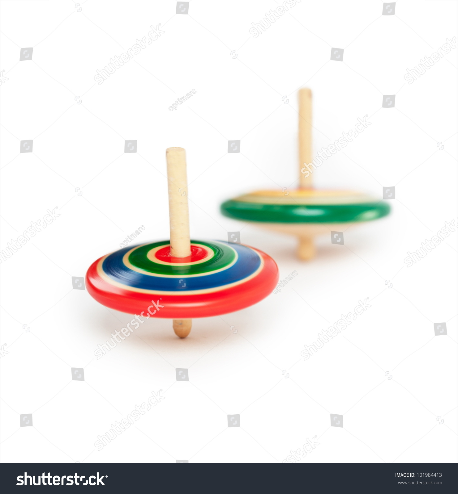 wooden top isolated - photo #46