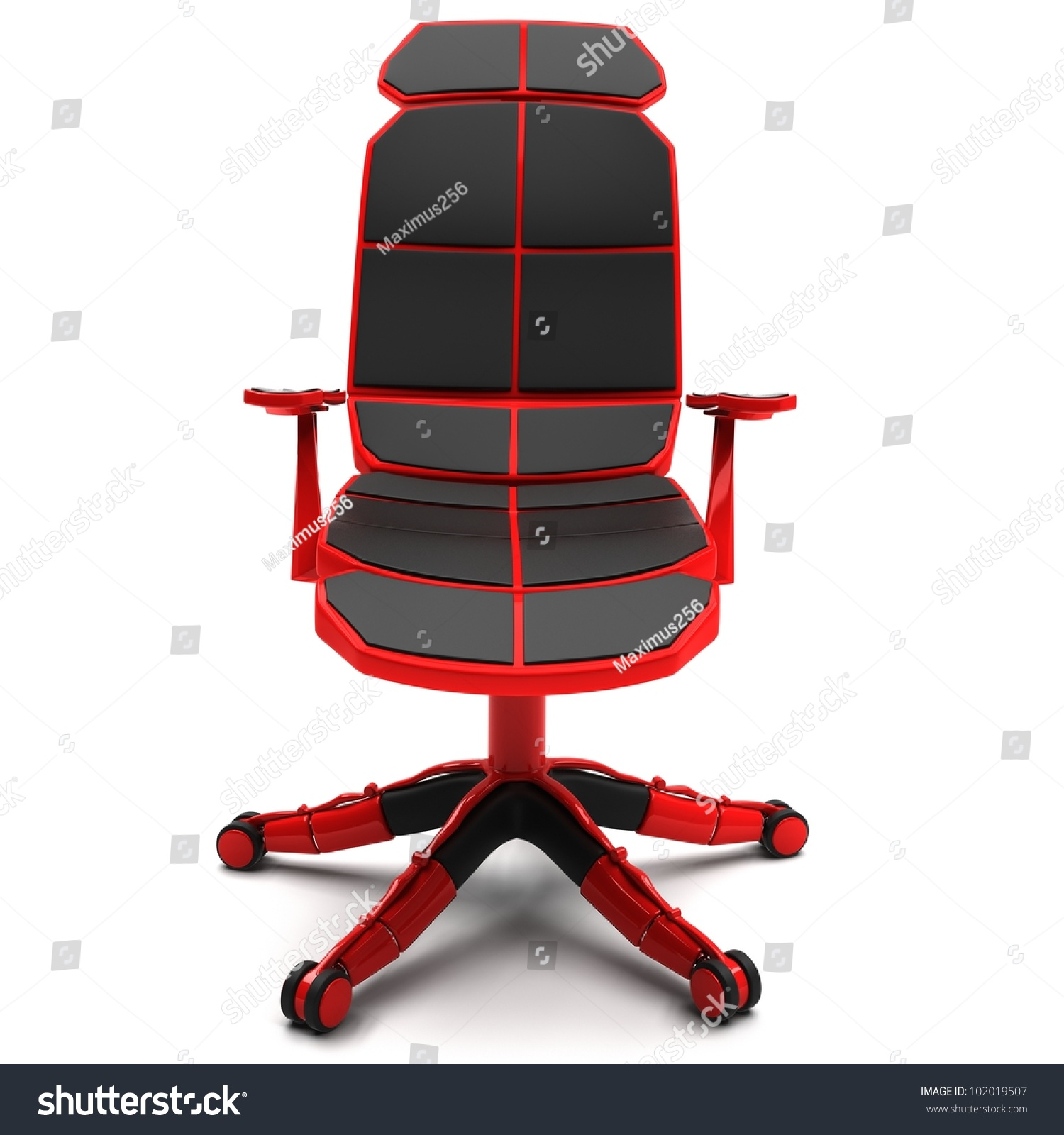puter Chair Stock Illustration Shutterstock