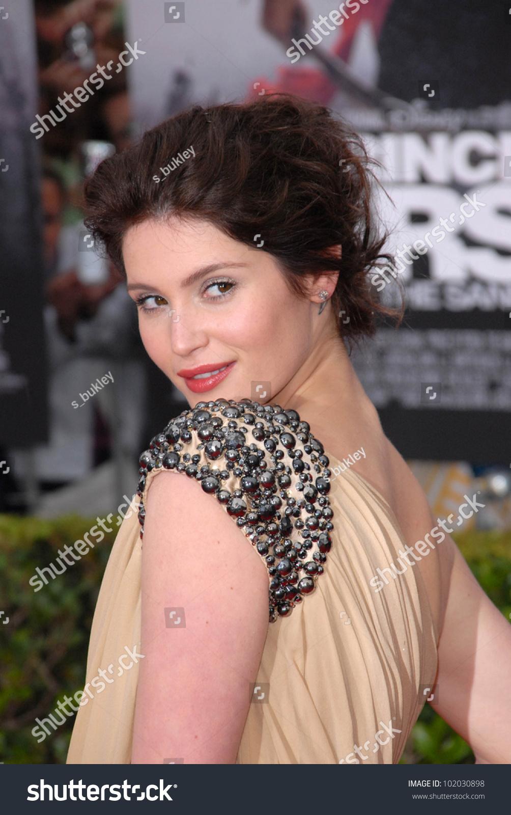 Gemma Arterton Prince Persia Sands Time Stock Photo Edit Now 102030898