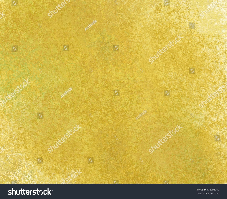 yellow gold background wallpaper vintage grunge stock