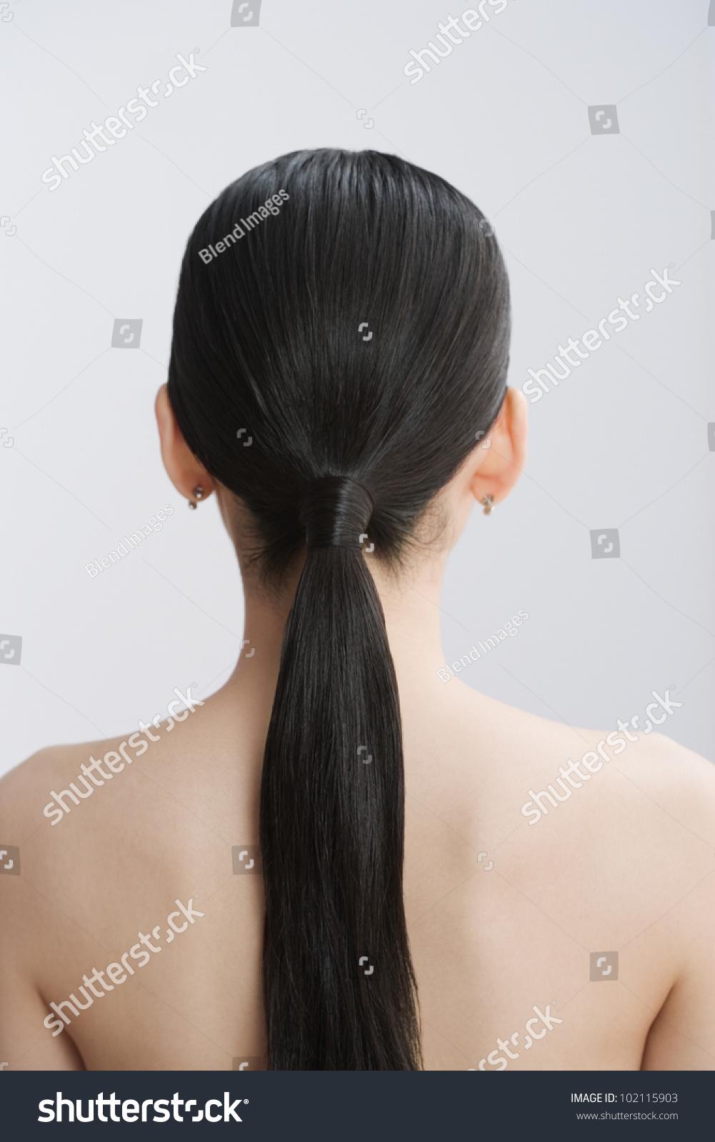 Female vibrator clips