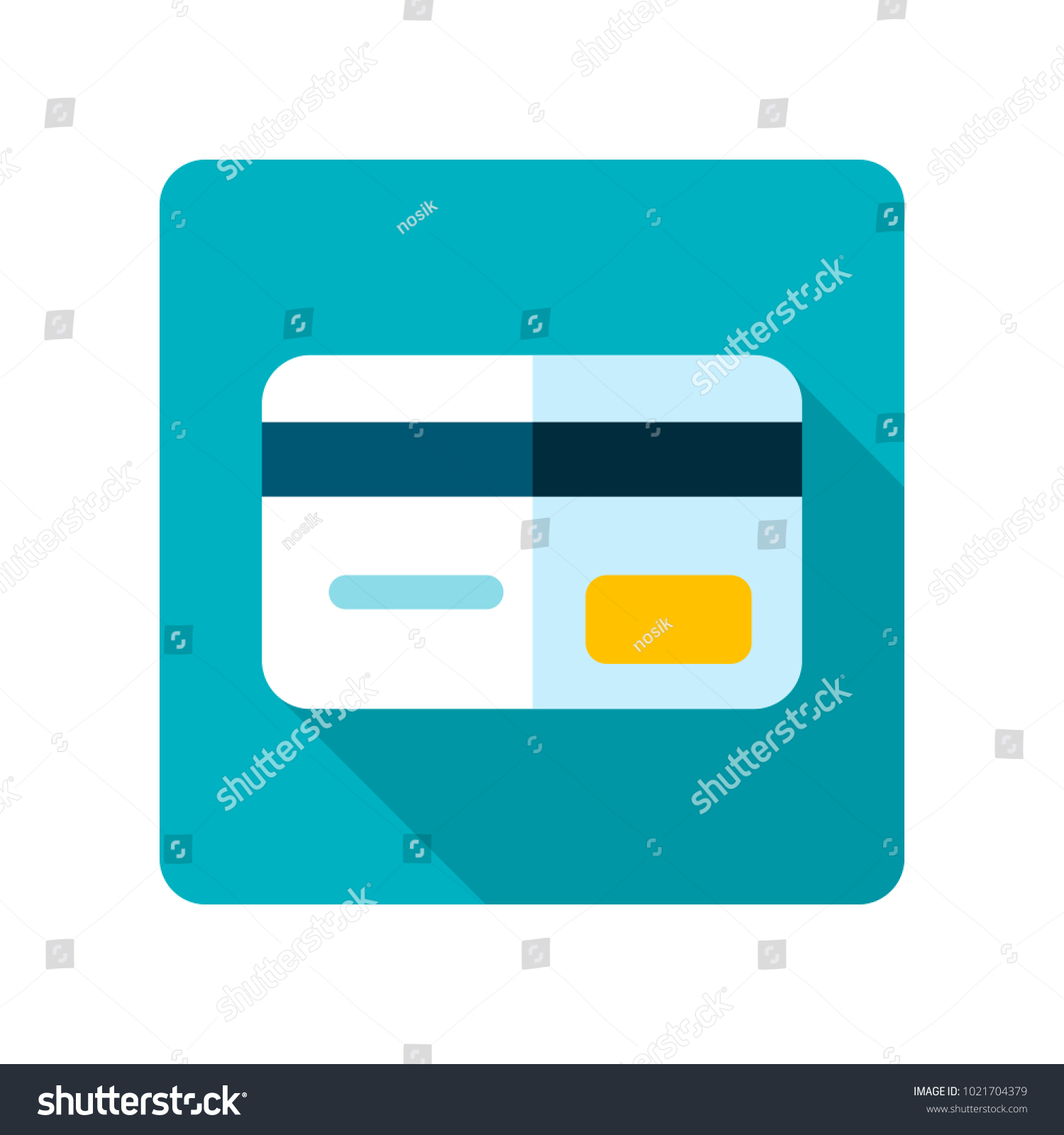 credit card icon ecommerce sign graph stock vector hd royalty free rh shutterstock com black and white credit card logos vector credit card logo vector images