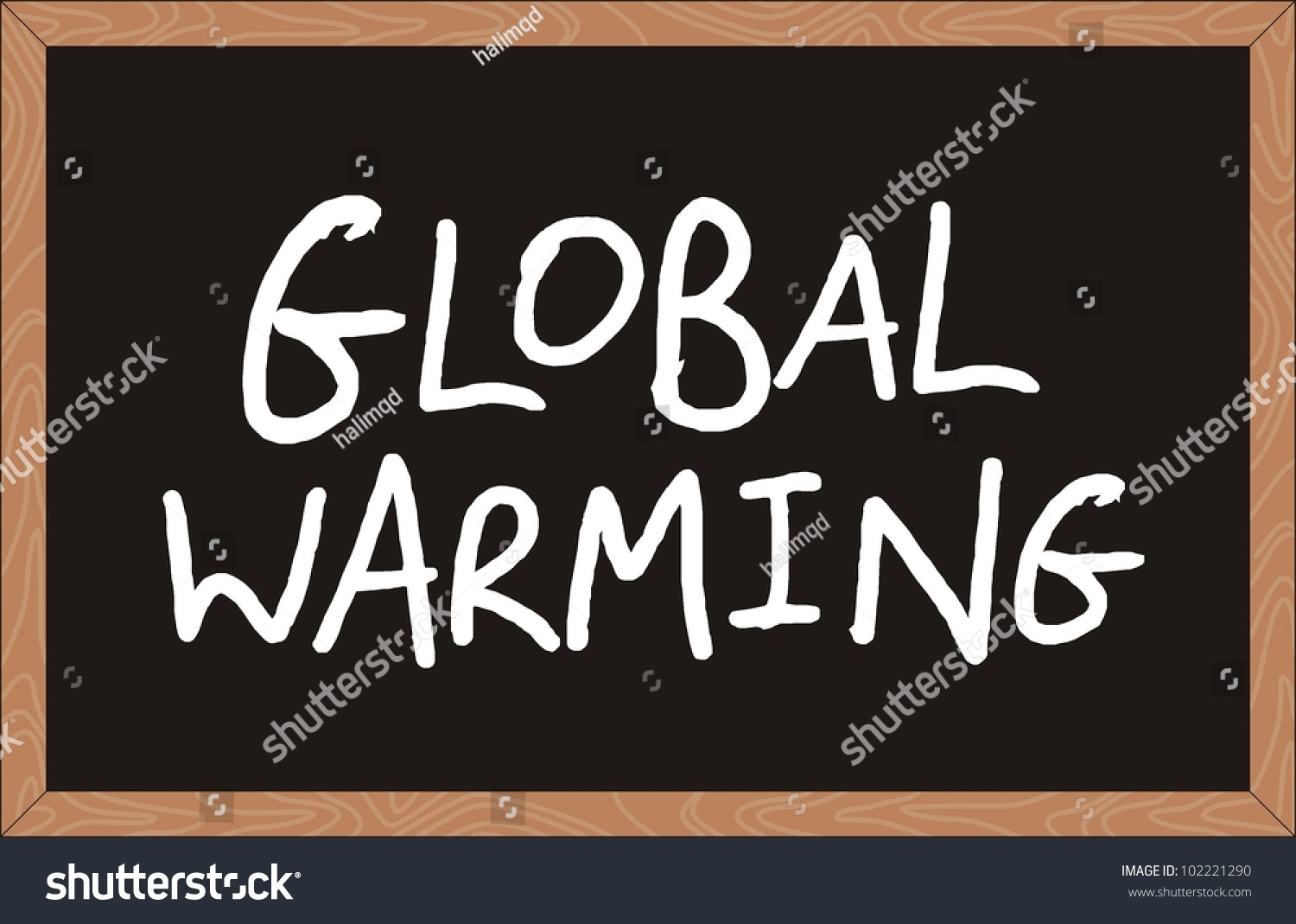 Writing about global warming