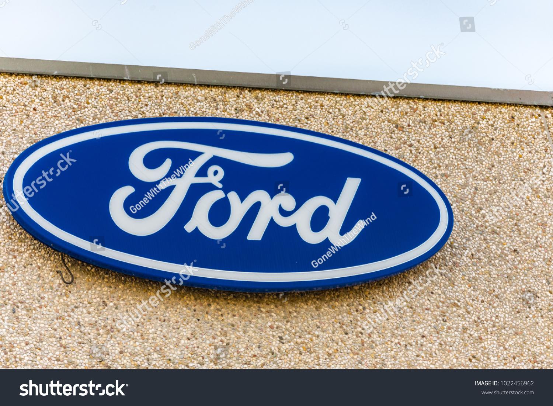 Lugo Ra February 11 2018 Ford Stock Photo Edit Now 1022456962