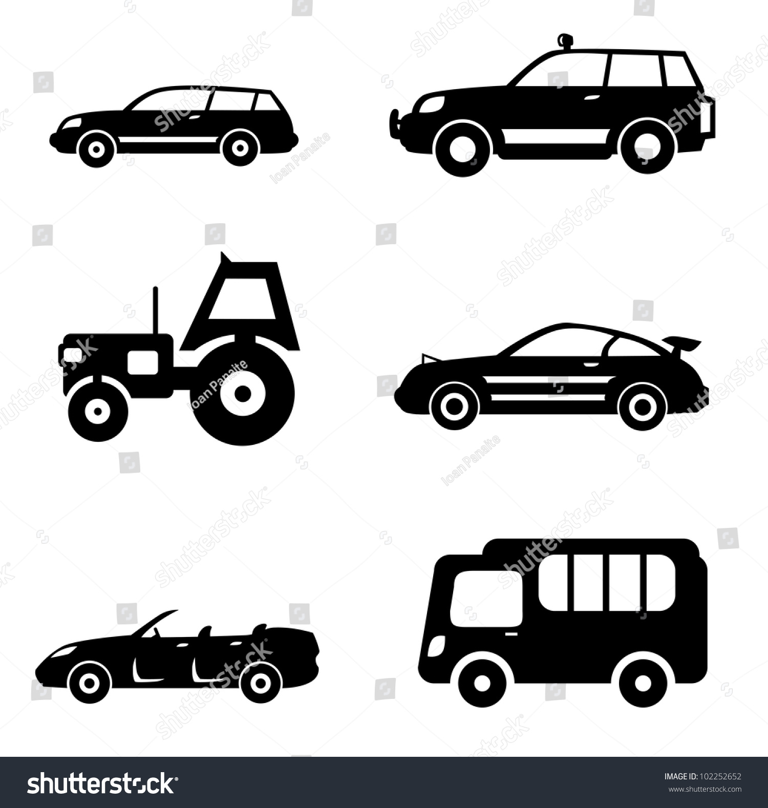 The Insurance Guy What Do Commercial Automobile Symbols Mean