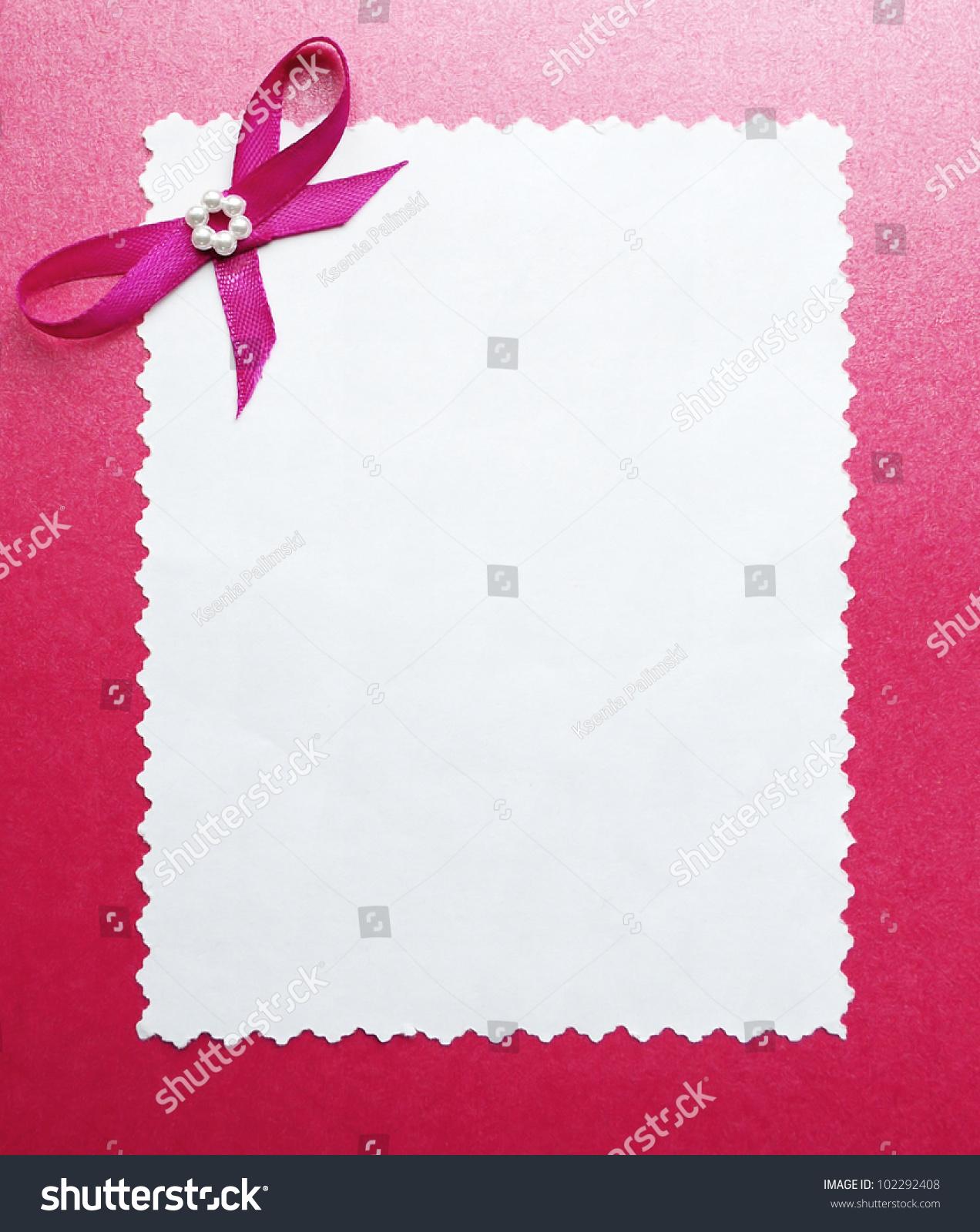 Пустые бланки для открыток