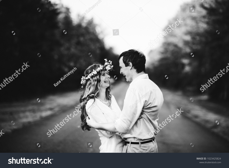 Black white emotional photo happy cheerful stock photo edit now