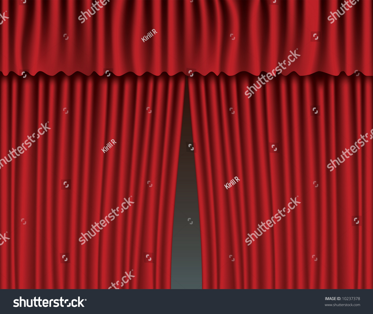 velvet red photo down vector came pic curtains curtain stock