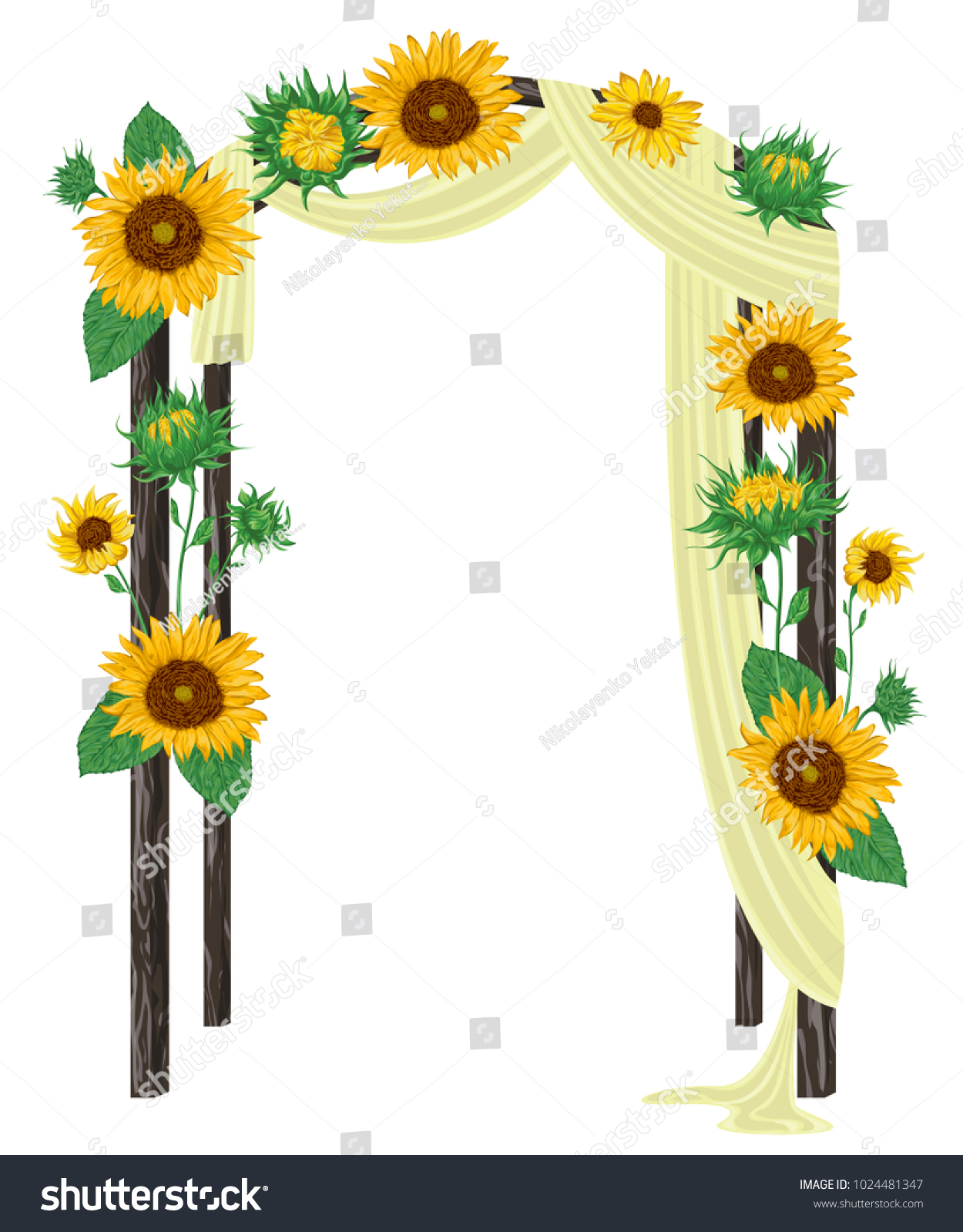 Outstanding Wedding Flowers With Sunflowers Pictures - The Wedding ...