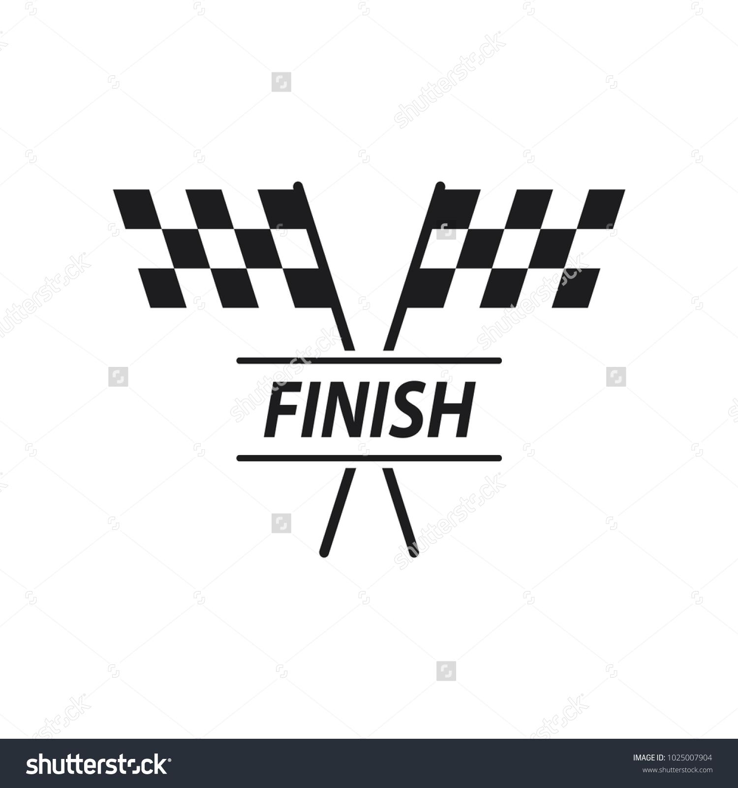 Race Flag Icon Race Flag Logo...