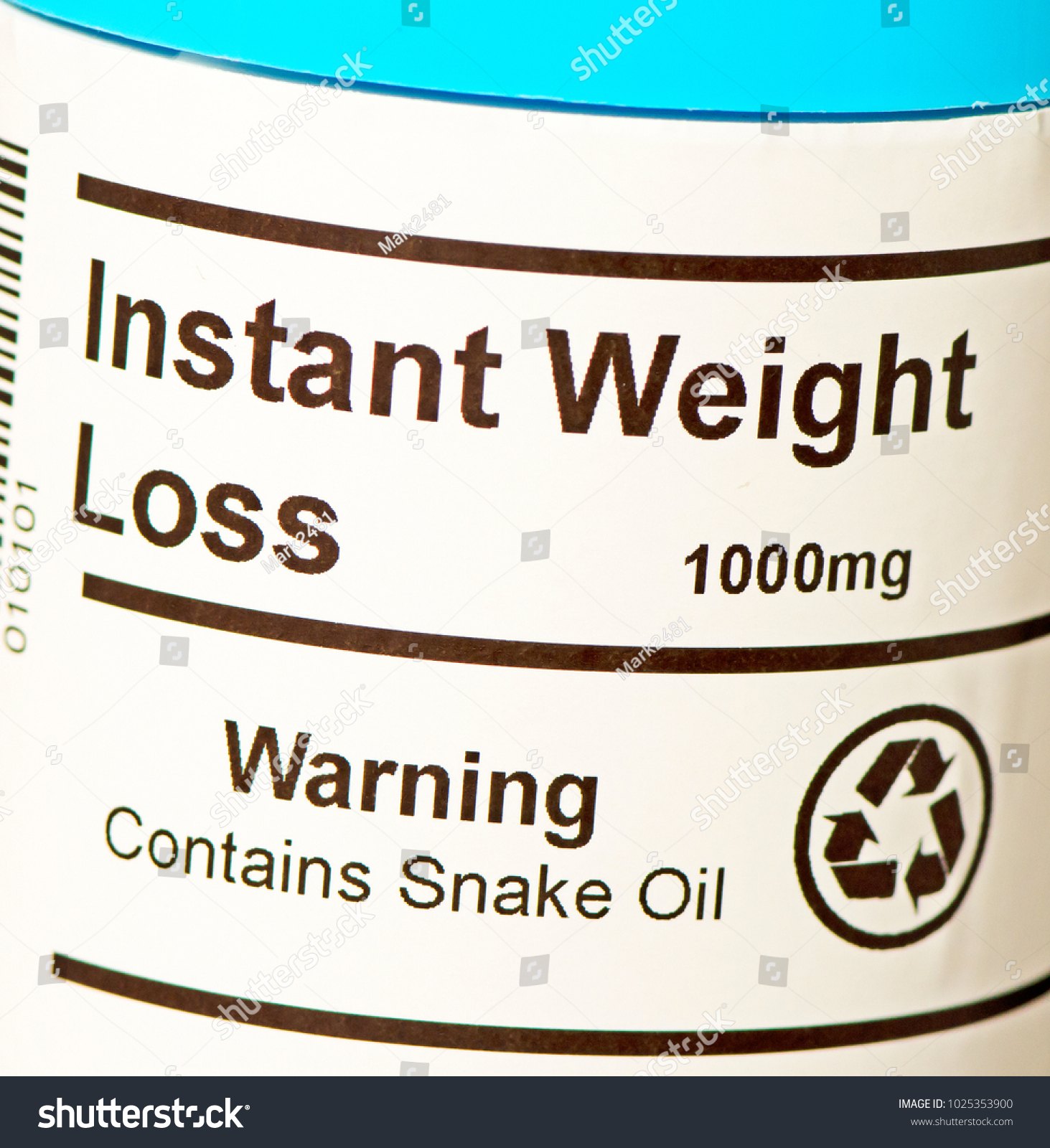 Instant Weight Loss In Tablet Form