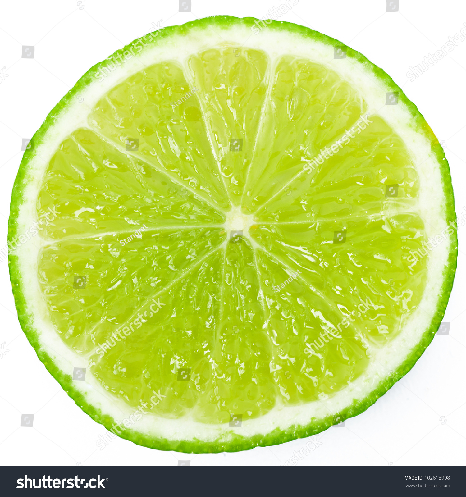 Green Citrus Fruit | Images Guru