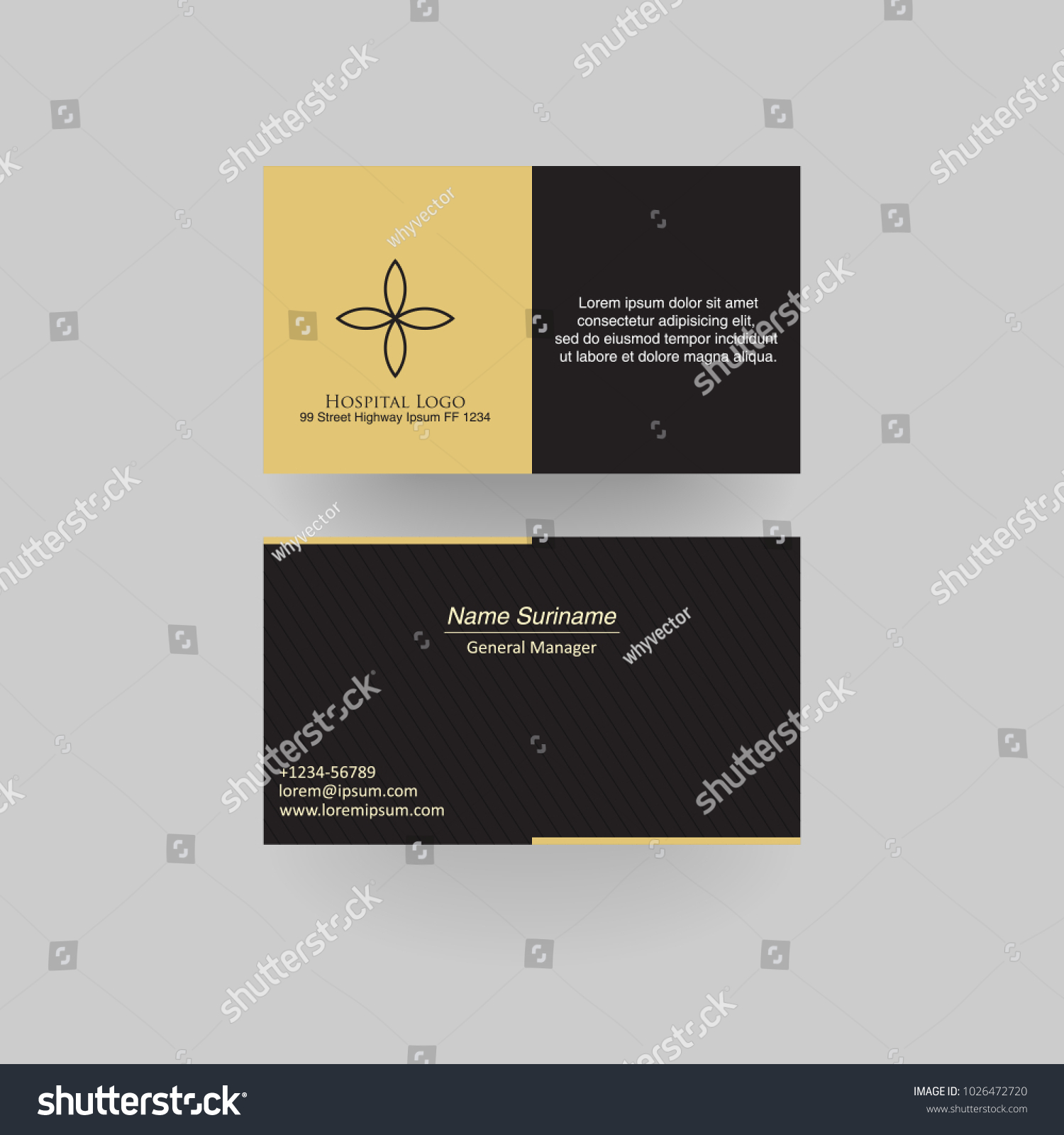Hospital business card medical business card stock vector 1026472720 hospital business card medical business card stock vector 1026472720 shutterstock wajeb Image collections