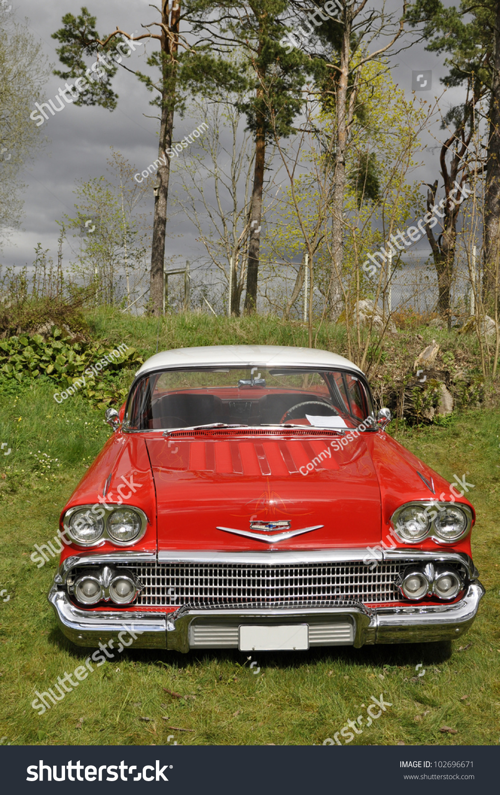 HEBY SWEDENMAY 12 Exhibit Old American Stock Photo (Royalty Free ...