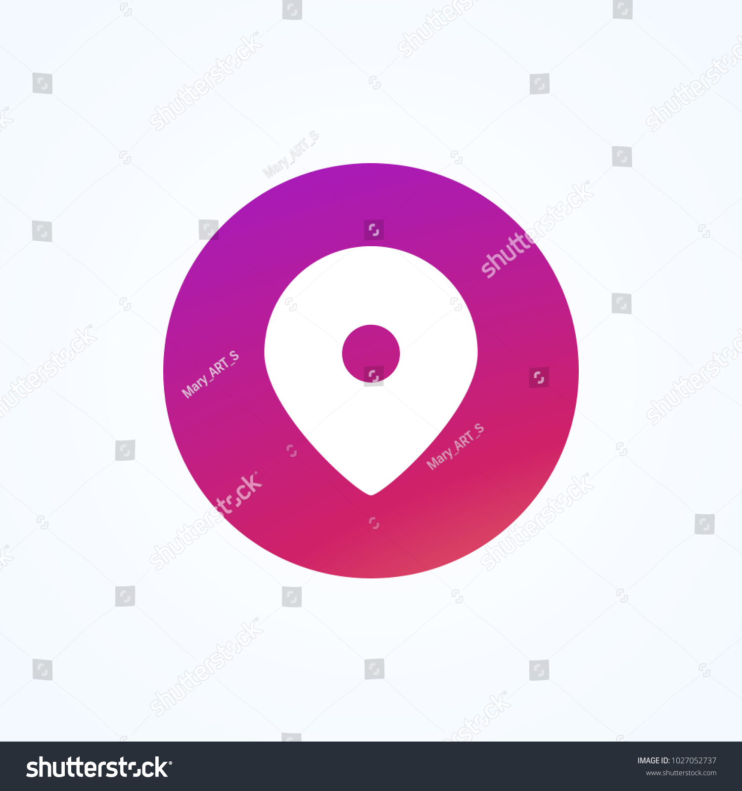 Instagram symbol text gallery symbol and sign ideas map location colorful gradient icon symbol stock vector 1027052737 map location colorful gradient icon symbol button buycottarizona