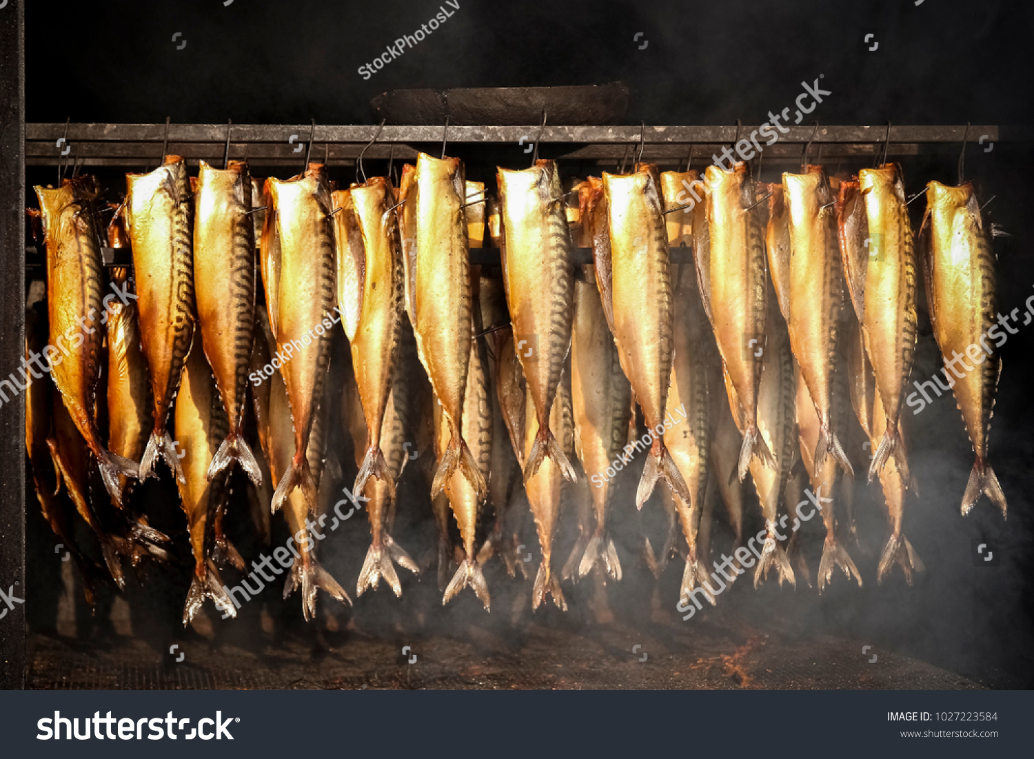 How to smoke fish in smokehouse What can smoke fish 57
