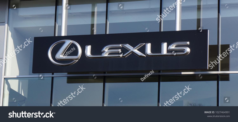 Mazda Garage Rotterdam : Rotterdam netherlands february lexus car stock photo edit