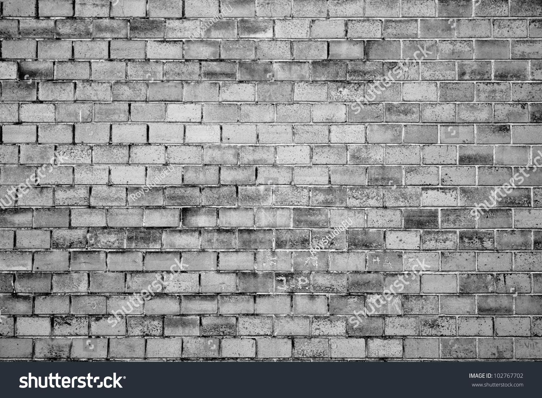 Brick Background Black And White 53219 Notefolio