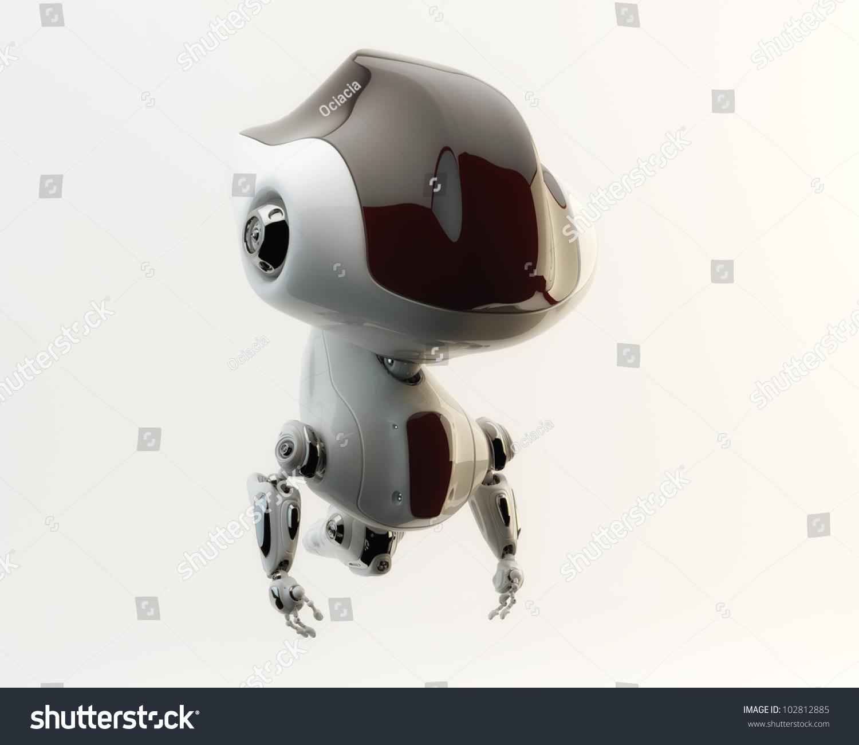 Future Robotics Hubli Stock Photo Lovely Elegant Future Robotic Toy Without