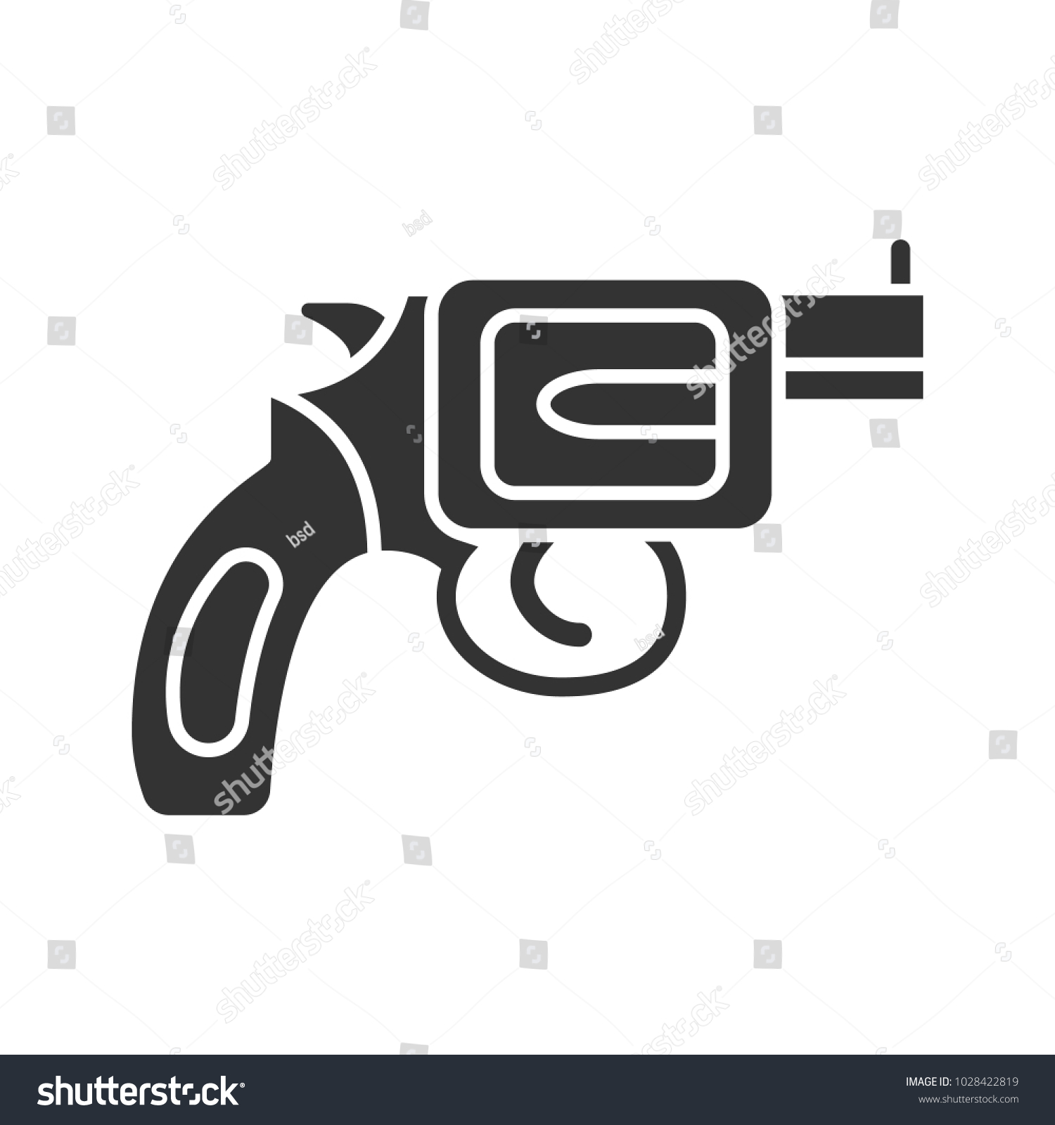 Pistol text symbol gallery symbol and sign ideas pistol text symbol choice image symbol and sign ideas revolver glyph icon pistol gun silhouette stock buycottarizona
