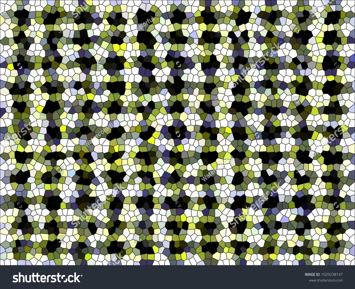 Royalty Free Stock Illustration Of Abstract Pattern Multicolored