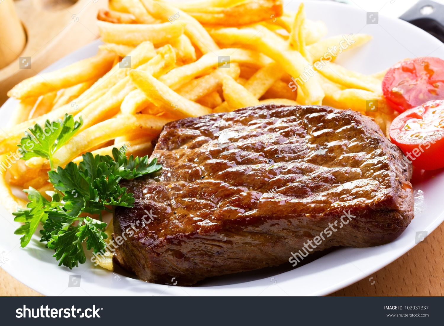 how to cook french steak