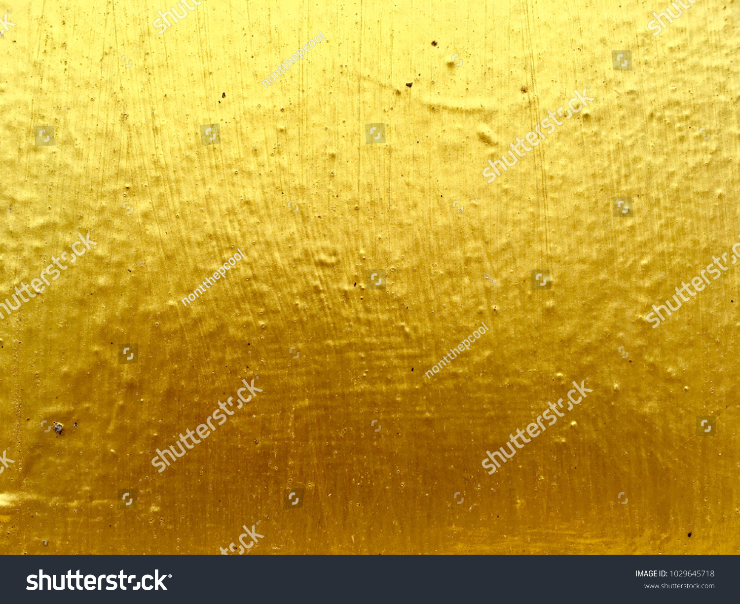 Abstract bright gold color wall background | EZ Canvas