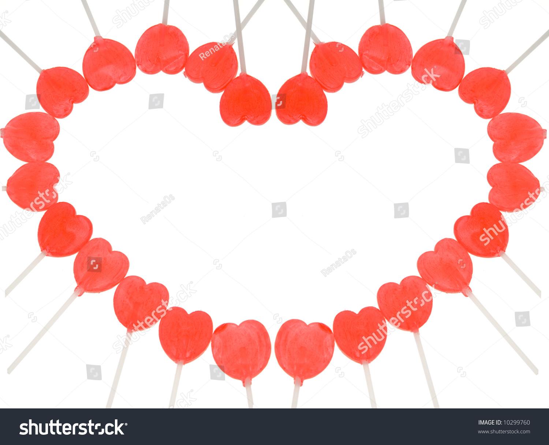 how to make heart shaped photo frame