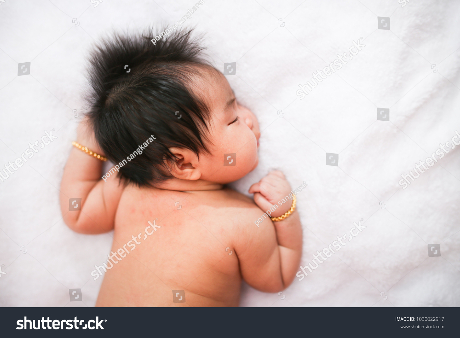 baby newborn shes chubby cute shes stock photo (royalty free