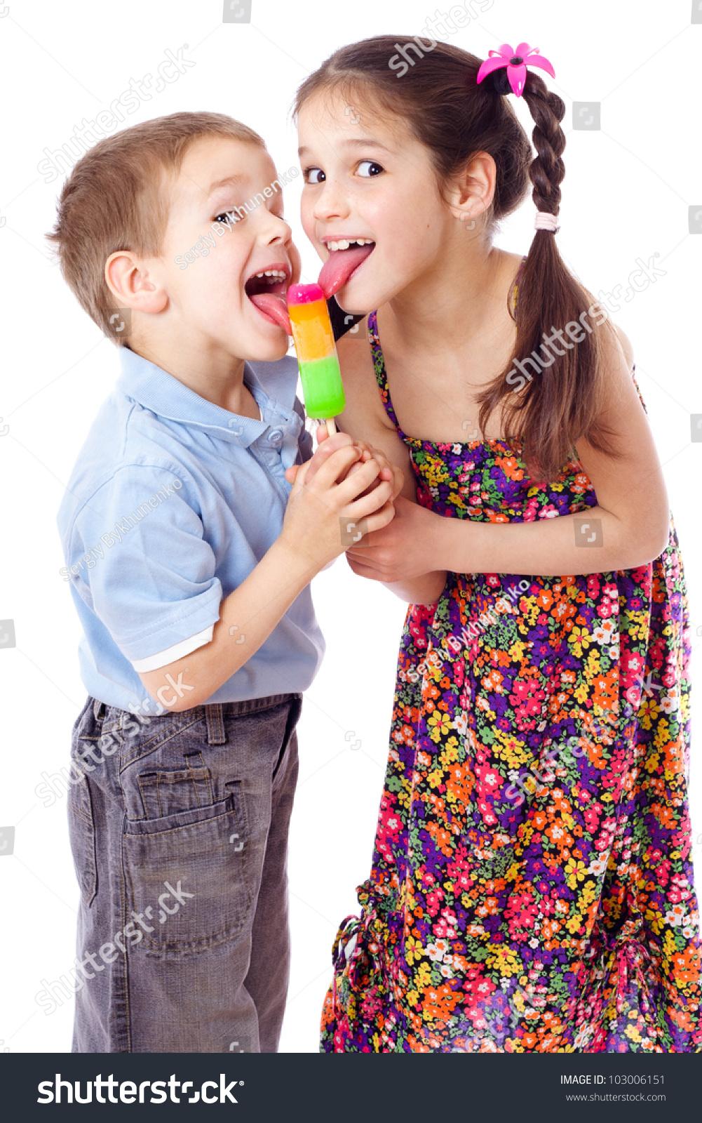 licking boy Clit