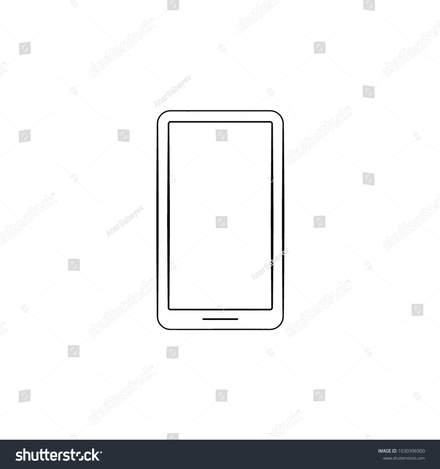 Mobile phone icon element electrical devices stock vector element of electrical devices icon premium quality graphic design signs biocorpaavc Images